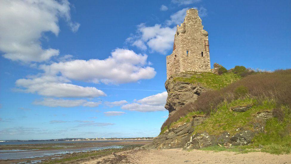 Greenan Castle