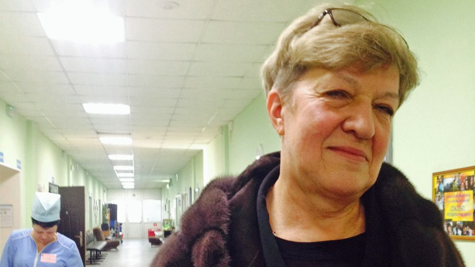 Elena Sokolchik, head doctor at the Moscow Research and Practical Centre of Narcology