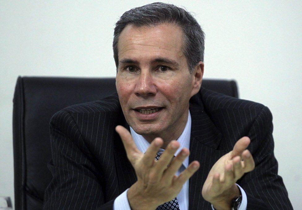 Alberto Nisman, May 2013