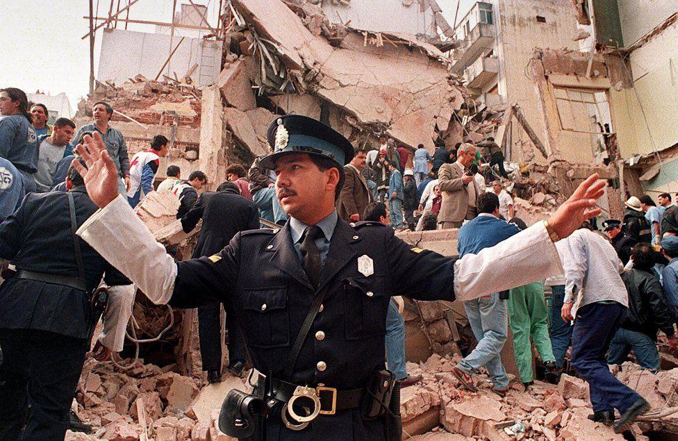 The Amia attack 1994