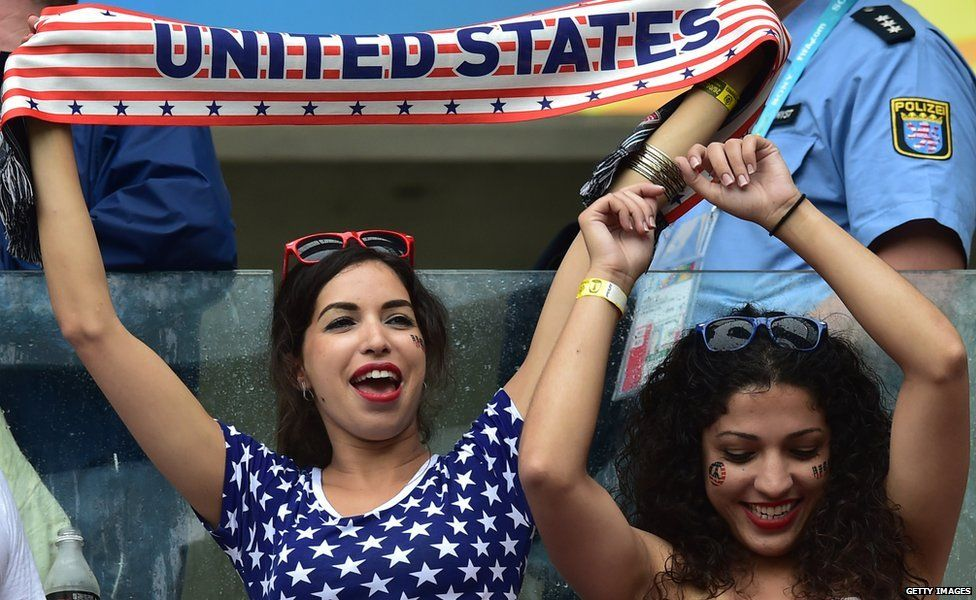 Many football fans cheered the US decision to tackle alleged corruption in Fifa