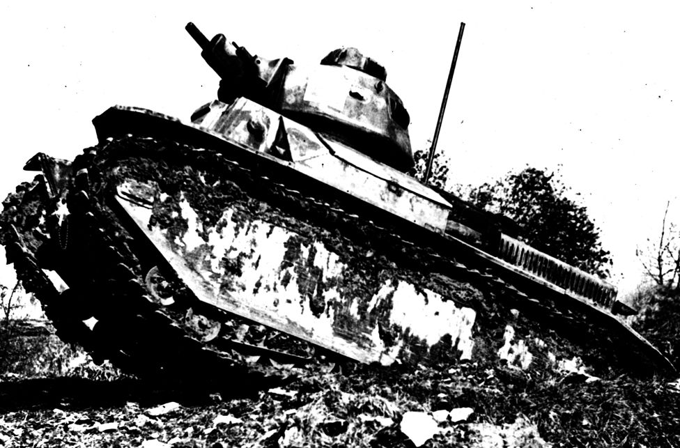 French Char D2 Tank, 1940