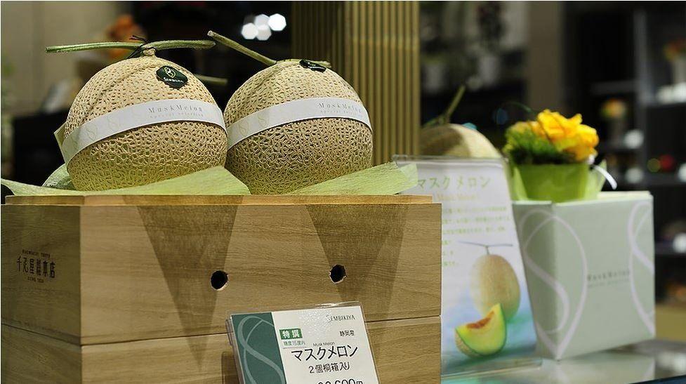 Por que dois melões e um cacho de uvas podem custar o mesmo que um carro novo no Japão