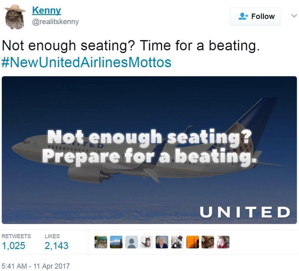 Screen grab of tweet by @realitskenny