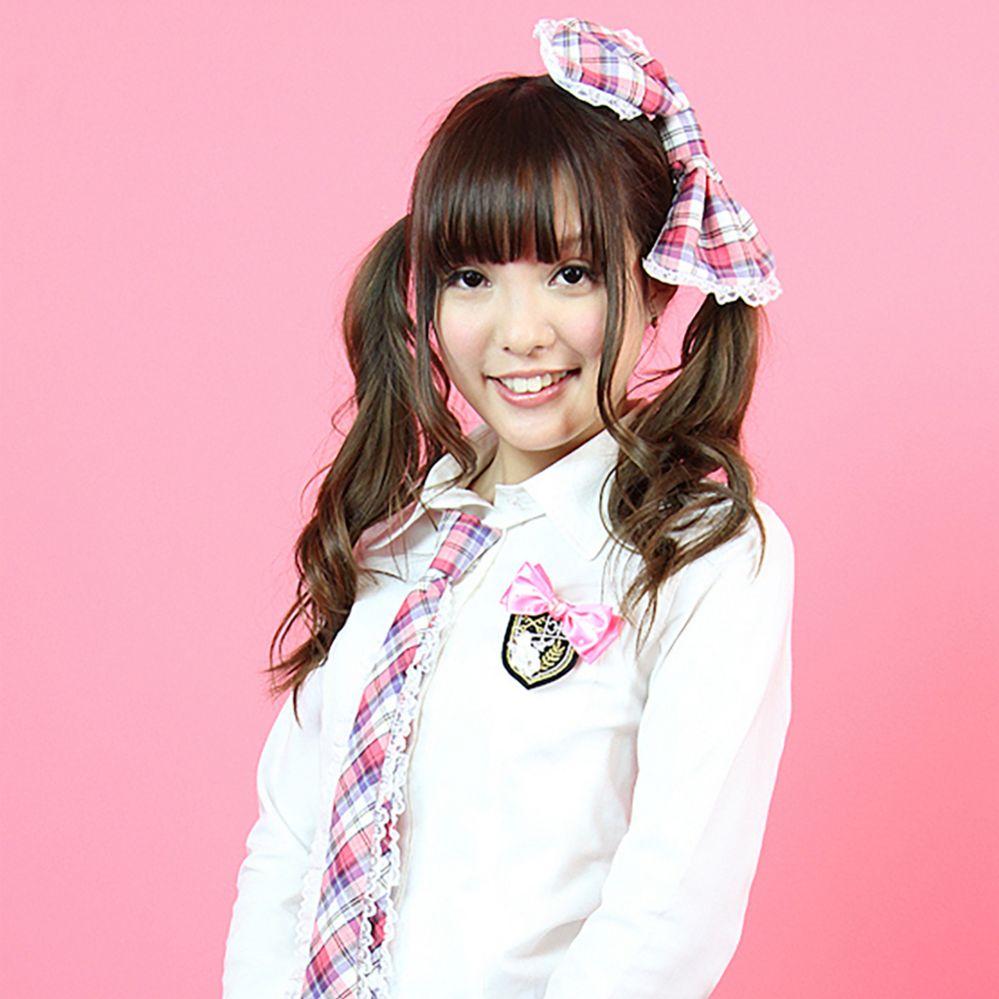 Rika Yuzuki in a TYB48 promotional image
