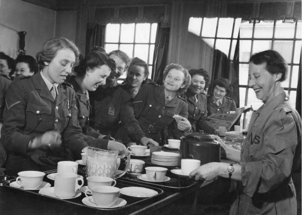 WVS Services Welfare Canteen – Chester House, London