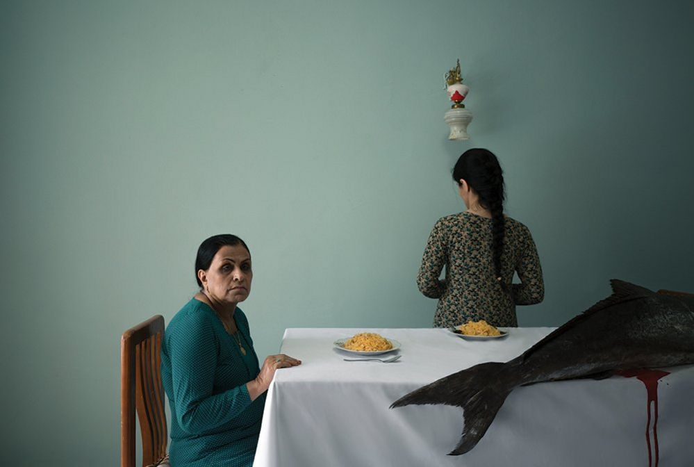 From the series The Big Fish
