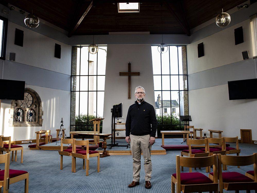 Reverend Jonathan Croucher