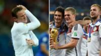 莱因克尔本届世界杯感叹:德国第二场比赛都没有打,英格兰就出局了