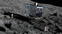 Rosetta: ¿el agua de la Tierra habrá llegado en cometa?