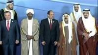 السيسي: القادة العرب يعتمدون مبدأ إنشاء قوة عسكرية عربية