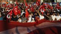 Demonstasi di Turki