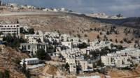 Pembangunan permukiman Yahudi di Jerusalem Timur