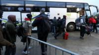 Migran Calais