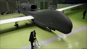 Новая модель беспилотника