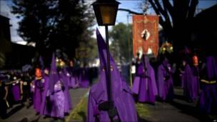 semana santa, procesión, religión