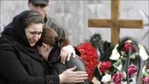 Похороны в Москве