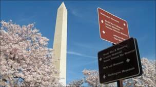 Obelisco en Washington (Foto: Carlos Chirinos)
