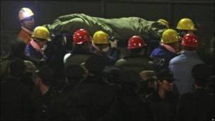 Rescate de mineros