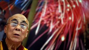 Dalai Lama en visita en Eslovenia