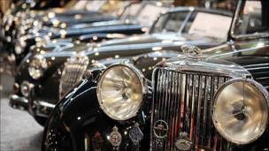 Autos antigüos