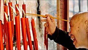 El festival Ching Ming