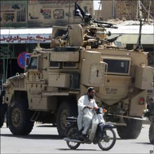 Американский патруль Кандагаре
