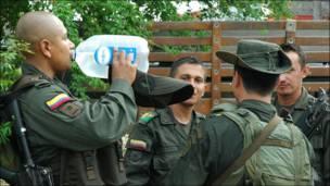 Policía de antinarcóticos