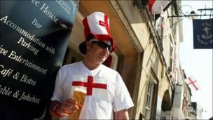 День святого Георгия в Англии