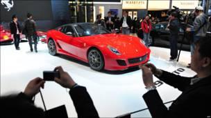 Modelo Ferrari