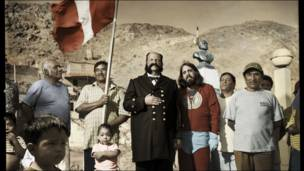 """De Lima a Talcahuano"", Fernando Gutiérrez, Perú. Gentileza Goethe-Institut y Palais de Glace"