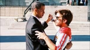 """Episode I/Tango with Obama"", Martín Sastre, Uruguay. Gentileza Goethe-Institut y Palais de Glace"