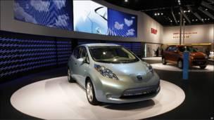 Nissan Leaf,