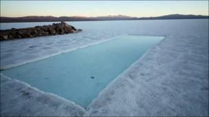 Соляные бассейны