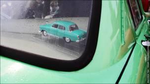 linuel_foto побывал на открытии сезона ралли на классических автомобилях на Васильевском спуске