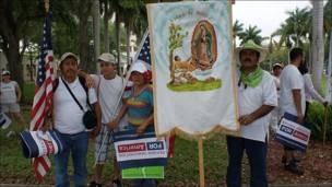 Hilario Barajas y su familia (Foto de Fernando Peinado)