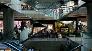 Centro comercial Sambil, Caracas, Venezuela