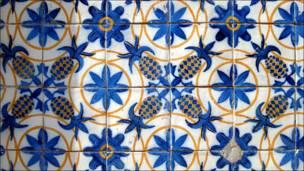 Detalle de azulejo