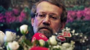 Alí Lariyani, político iraní