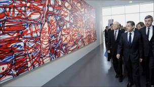 Nuevo centro Pompidou