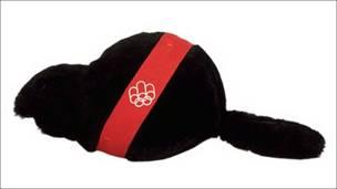 Amik, mascota de Montreal 1976. Copyright: Comité Olímpico Internacional.