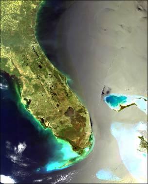 Costas de Florida bajo la amenaza del derrame petrolero