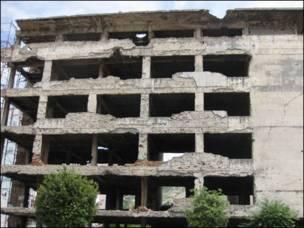 Сараево: 15 лет без войны