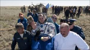 Timothy Creamer, astronauta.