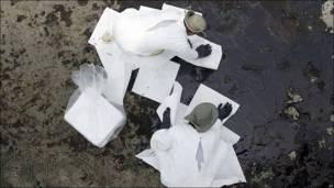 Tareas de limpieza