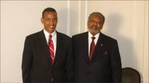Madaxweynaha Djibouti Ismaaciil Cumar Geelle