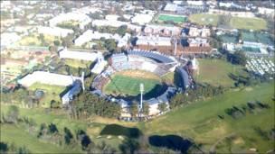 Estadio de críquet