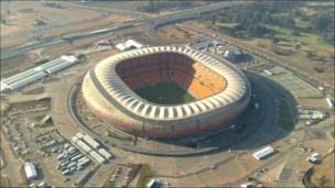 Estadio Soccer City