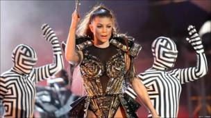 Fergie, cantante de Black Eyed Peas