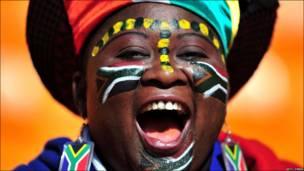 Hincha sudafricana